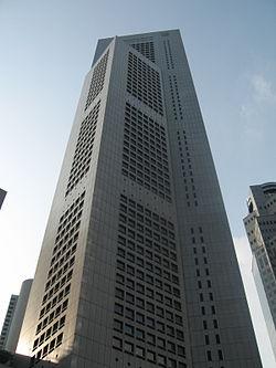 Overseas Union Bank Centre