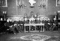 O Presidente da República, Bernardino Machado, recebe o Ministério da União Sagrada - 1916.png