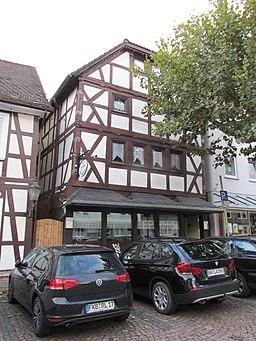 Obermarkt in Frankenberg (Eder)