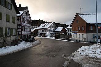 Schlatt bei Winterthur - Image: Oberschlatt 171