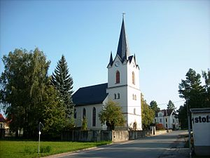 Oberwiera - Church