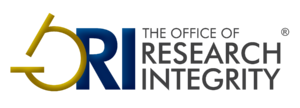 United States Office of Research Integrity - Image: Office of Research Integrity logo