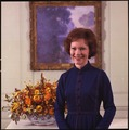 Official portrait of Rosalynn Carter - NARA - 173749.tif