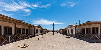 Humberstone and Santa Laura Saltpeter Works - Image: Oficinas salitreras de Humberstone y Santa Laura, Chile, 2016 02 11, DD 53