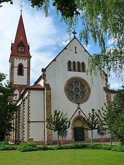 Oftersheim Katholische Kirche St Kilian