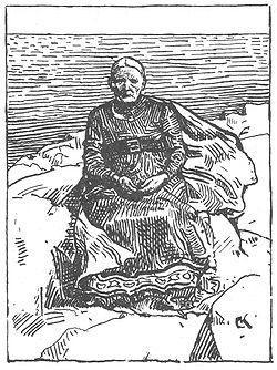 Olav Tryggvasons saga-Gunnhild-C.  Krohg.jpg