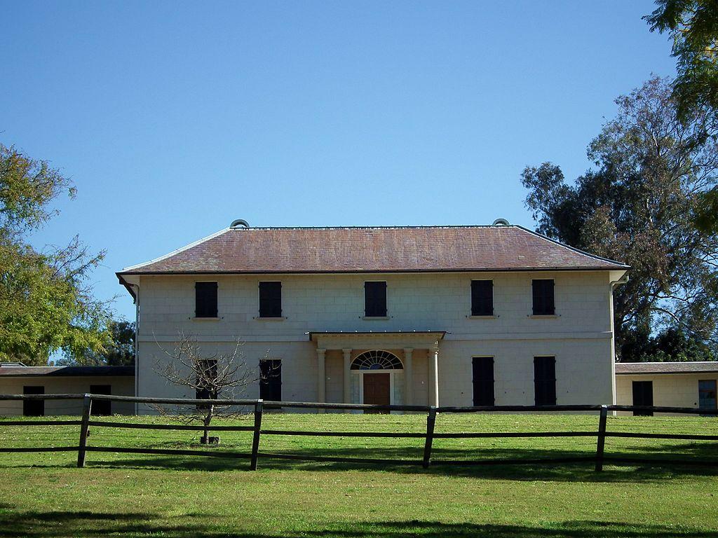 Old Government House - Parramatta Park, Parramatta, NSW (7822321952)
