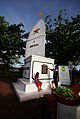 Oldest Jose Rizal Monument in Daet, Camarines Norte by Gina Meneses.jpg