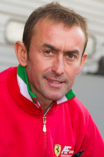 Olivier Beretta Monegasque racecar driver