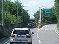 Olympicdaero Yeomchang IC Entrance(Nodeulro to Yeomchang IC) 3.jpg