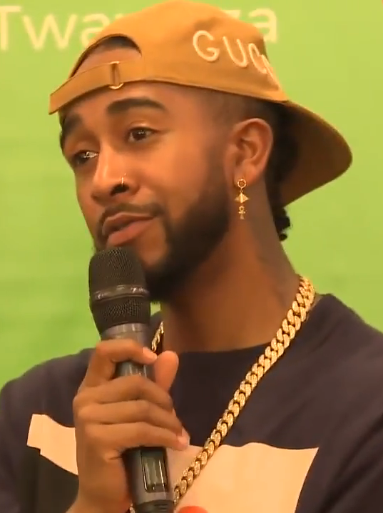 Omarion 2018
