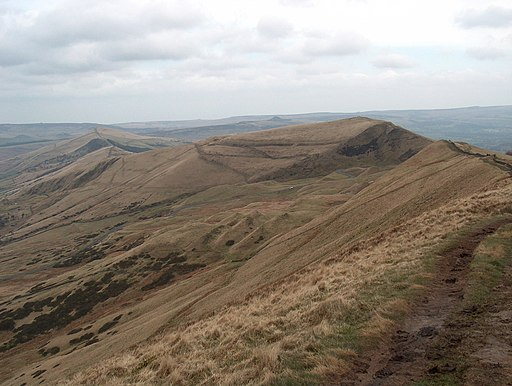 On Rushup Edge - geograph.org.uk - 1700901