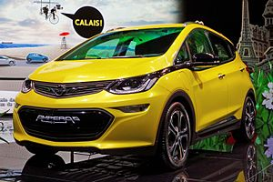 B-segment - Opel Ampera-e is only one example of many models in this segment