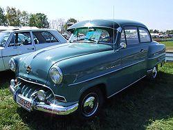 Opel Olympia Rekord (1953–1954)