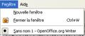 OpenOffice 3.3 French menu fenêtre.png