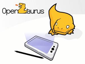 OpenZaurus - OpenZaurus Logo