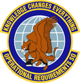 Operational Requirements Sq emblem.png