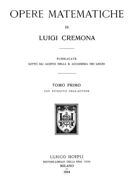 File:Opere matematiche (Cremona) I.djvu