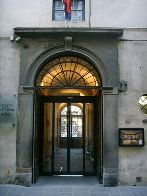 Opificio delle pietre dure - Image: Opificio delle pietre dure, ingresso