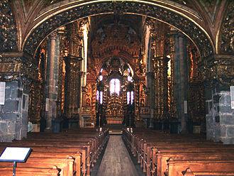 History of Porto - Church of St. Francis