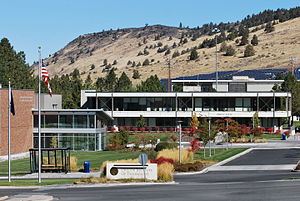 Oregon Institute of Technology - Klamath Falls campus in 2014