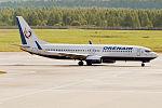 Orenair, VQ-BVU, Boeing 737-8LJ (20742981334).jpg