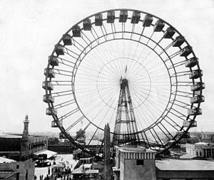 Ferris Wheel - Image: Original Ferris