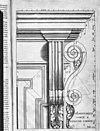 ornament voor deur of raam van karinsche orde - amsterdam - 20014344 - rce
