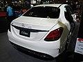 Osaka Motor Show 2019 (293) - Mercedes-Benz C 200 Laureus Edition (W205).jpg