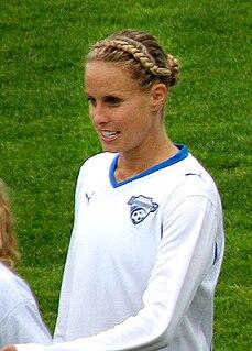 Leslie Osborne American soccer player