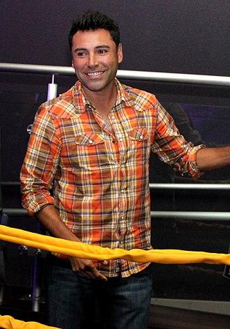 Oscar De La Hoya - De La Hoya in 2010