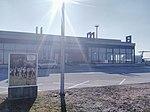 Osijek Airport-Zračna luka Osijek-Аеродром Осијек-Eszék repülőtér 02.jpg