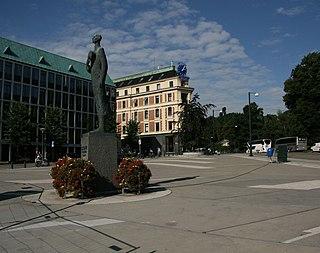 Nils Aas Norwegian sculptor