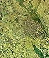 Otawara city center area Aerial photograph.1975.jpg