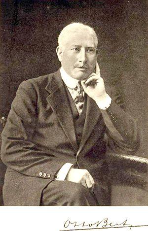 Otto Beit - Sir Otto John Beit, 1st Baronet