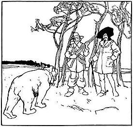 Otto Ubbelohde - Der Bärenhäuter