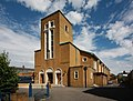 Our Lady ^ St Joseph, Balls Pond Road, London N1 - geograph.org.uk - 2094584.jpg
