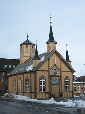 Our Lady Catholic Church in Tromsø2.jpg