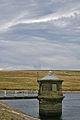 Outfall tower - Gorple Lower Reservoir - geograph.org.uk - 1060512.jpg
