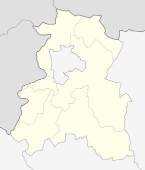 Карасук на карте