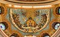 Overhead view of hemi-dome mural, St. Joseph's Polish Catholic Church, Camden.jpg