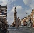 Overzicht van de noordwestgevel met kerktoren - Groningen - 20380546 - RCE.jpg