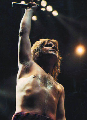 Diary of a Madman (album) - Osbourne performing during the Diary of a Madman tour, 1982