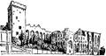 Påfliga palatset i Avignon, Nordisk familjebok.png
