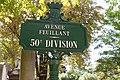Père-Lachaise - Division 50 - Avenue Feuillant 01.jpg