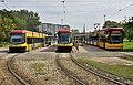 Pętla tramwajowa Wyścigi w Warszawie 2016.jpg