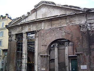 אכסדרת אוקטביה-רומא