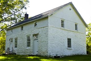 Stilwell Stone House