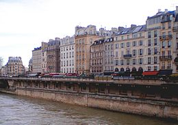 quai saint michel wikip dia. Black Bedroom Furniture Sets. Home Design Ideas