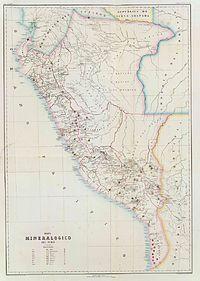 Historia Territorial Del Peru Wikipedia La Enciclopedia Libre